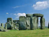 Stonehenge, Wiltshire, England Photographic Print by Nigel Francis