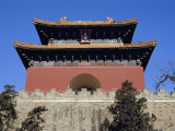Ming Tomb, Chang Ling, Beijing, China, Asia Photographic Print by Dominic Webster