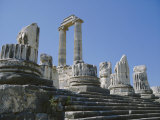 Temple of Apollo, Didyma, Anatolia, Turkey, Asia Minor, Asia Photographic Print by Michael Short