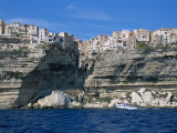 France, Corsica, Bonifacio Photographic Print by Fraser Hall