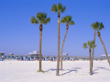 Clearwater Beach, Clearwater, Florida, USA Photographic Print by Fraser Hall