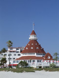 San Diego's Most Famous Building, Hotel Del Coronado Dating from 1888, San Diego, California, USA Photographic Print by Fraser Hall