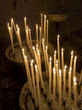 Candles in Church, Southern France, Europe Photographic Print by Robert Harding