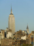 Empire State Building, Mid Town Manhattan, New York City, New York, USA Photographic Print by Robert Harding
