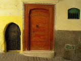 Detail from the Interior of the Kasbah, Tangiers, Morocco, Africa Photographic Print by Guy Thouvenin