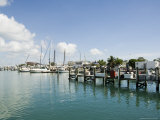 Marina, Key West, Florida, United States of America, North America Photographic Print by Robert Harding