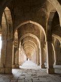 The Jama Mashid or Friday Mosque, Mandu, Madhya Pradesh, India Photographic Print by Robert Harding