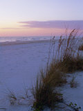 Sunset, Bradenton Beach, Anna Maria Island, Gulf Coast, Florida, USA Photographic Print by Fraser Hall