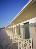 Pompeian Baths, Deauville, Basse Normandie (Normandy), France, Europe Photographic Print by Guy Thouvenin