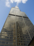 Sears Tower, Chicago, Illinois, USA Photographic Print by Robert Harding
