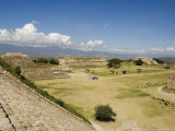 The Ancient Zapotec City of Monte Alban, Near Oaxaca City, Oaxaca, Mexico, North America Photographic Print by Robert Harding
