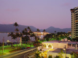 Evening in Cairns, Queensland, Australia Photographic Print by Fraser Hall