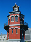 The Clock Tower, Victoria & Albert Waterfront, Cape Town, South Africa Photographic Print by Fraser Hall