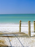 Bradenton Beach, Anna Maria Island, Florida, USA Photographic Print by Fraser Hall