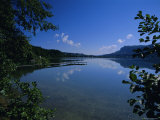 Lake Keutschach, Carinthia, Austria, Europe Photographic Print by Jean Brooks