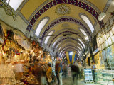 The Grand Bazaar, Istanbul, Turkey Photographic Print by Simon Harris