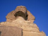 The Sphinx, Giza, Unesco World Heritage Site, Near Cairo, Egypt, North Africa, Africa Photographic Print by Sylvain Grandadam