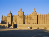 The Great Mosque, Djenne, Mali, Africa Photographic Print by Bruno Morandi