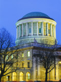 The Four Courts at Dusk, Dublin, Ireland Photographic Print by Jean Brooks