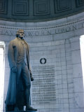 Thomas Jefferson Memorial, Washington D.C., United States of America (U.S.A.), North America Photographic Print by John Ross