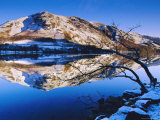 Buttermere in Winter, Lake District, Cumbria, England, UK Photographic Print by Neale Clarke