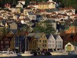The German Quarter, Bergen, Norway, Scandinavia, Europe Photographic Print by Sylvain Grandadam