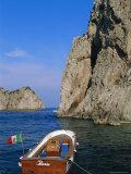 Capri, Campania, Italy Photographic Print by Bruno Morandi