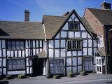 The Tudor House, Upton on Severn, Worcestershire, England, UK, Europe Photographic Print by David Hunter