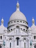 Basilique Du Sacre Coeur, Paris, France, Europe Photographic Print by Neale Clarke
