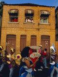 Carnival, Grenada, Caribbean, West Indies Photographic Print by Sylvain Grandadam
