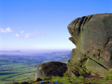 The Roaches, Staffordshire, England Photographic Print by Neale Clarke