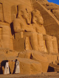 Abu Simbel, Egypt, North Africa Photographic Print by Sylvain Grandadam