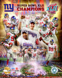 New York Giants- Super Bowl XLII Photo