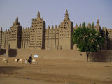 The Great Mosque, Djenne, Mali Photographic Print by Jenny Pate