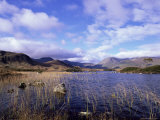 Lochan Na H-Achlaise, Highlands Region, Scotland Photographic Print by Pearl Bucknell