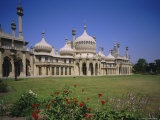 Royal Pavilion, Built by the Prince Regent, Later to Become King George Iv, East Sussex, England Photographic Print by John Miller