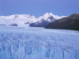Perito Moreno Glacier and Andes Mountains, El Calafate, Argentina Photographic Print by Gavin Hellier