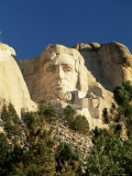 The Giant Head of President Abraham Lincoln, South Dakota, USA Photographic Print by Ruth Tomlinson