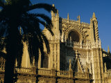 The South Puerto of the Cathedral, Seville, Andalucia, Spain Photographic Print by Duncan Maxwell