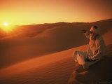 Awbari Erg, Southwest Desert, Libya, North Africa, Africa Photographic Print by Nico Tondini