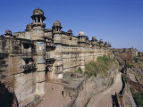 Main Entrance to Fort, Gwalior, Madhya Pradesh State, India, Asia Photographic Print by Christina Gascoigne