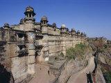 Main Entrance to Fort, Gwalior, Madhya Pradesh State, India, Asia Photographic Print by Christina Gascoigne