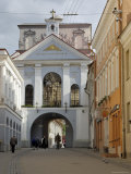 Gate of Dawn, Vilnius, Lithuania, Baltic States, Europe Photographic Print by Gary Cook