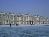 Hermitage, Winter Palace, St. Petersburg, Russia Photographic Print by Christina Gascoigne
