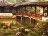 Humble Administrator's Garden, Unesco World Heritage Site, Souzhou (Suzhou), China, Asia Photographic Print by Jochen Schlenker