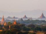 Bagan (Pagan), Myanmar (Burma), Asia Photographic Print by Jochen Schlenker