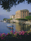 Bellagio, Lake Como, Lombardia, Italy Photographic Print by Christina Gascoigne