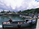 Fishing Town at the End of the Panamerican Highway, Puerto Montt, Chile, South America Photographic Print by Aaron McCoy