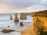 The Twelve Apostles, Port Campbell National Park, Great Ocean Road, Victoria, Australia, Pacific Photographic Print by Jochen Schlenker