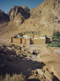 St. Catherine's Monastery, Sinai, Egypt, North Africa Photographic Print by Christina Gascoigne